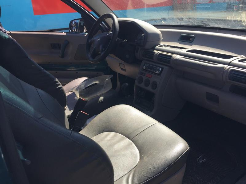 Naudotos automobilio dalys Land Rover FREELANDER 2000 2.0 Mechaninė Visureigis 2/3 d. Melyna 2018-4-21