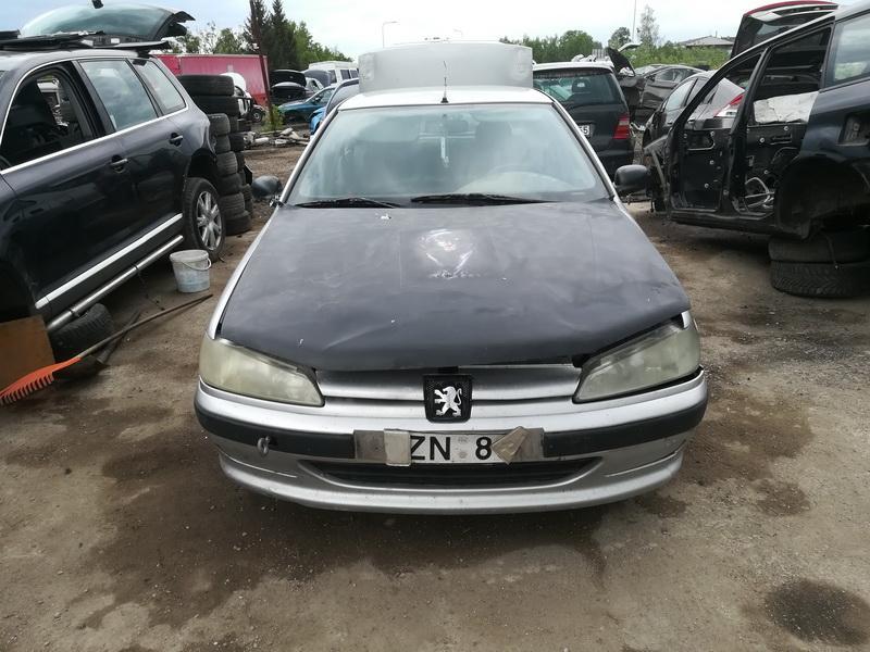 Naudotos automobilio dalys Peugeot 406 1996 1.9 Mechaninė Sedanas 4/5 d. Pilka 2019-5-24