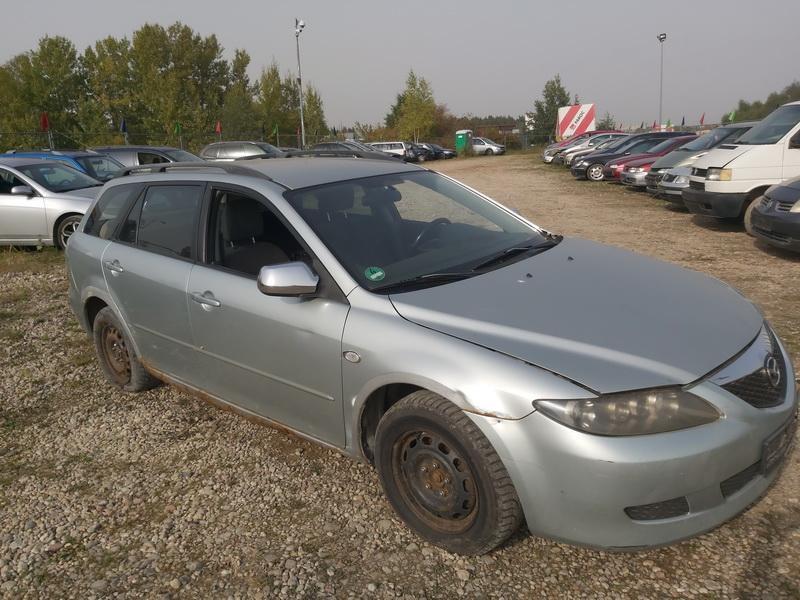 Naudotos automobilio dalys Mazda 6 2004 2.0 Mechaninė Universalas 4/5 d. Sidabrine 2020-10-01