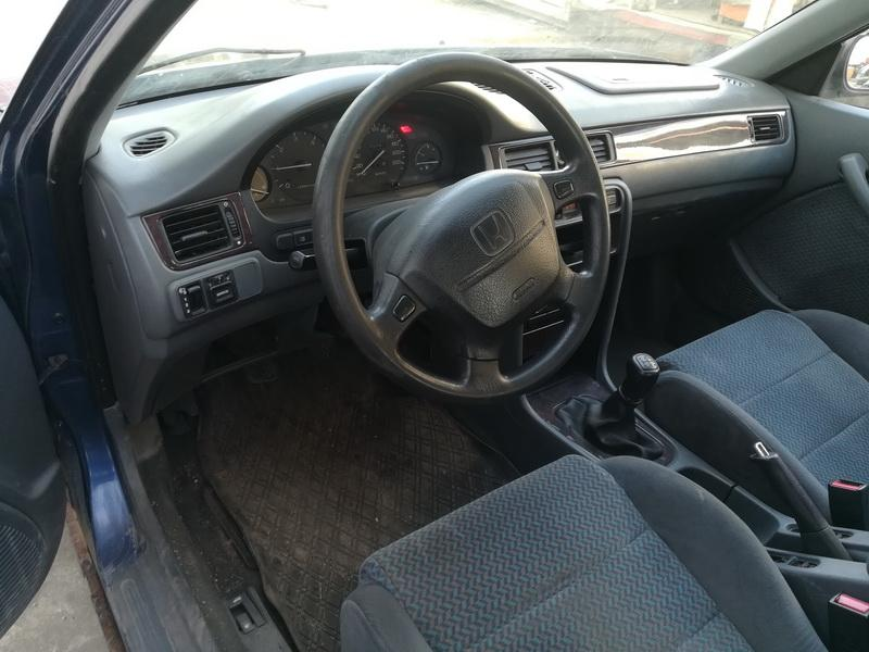 Naudotos automobilio dalys Honda CIVIC 1997 2.0 Mechaninė Hečbekas 4/5 d. Melyna 2019-4-27