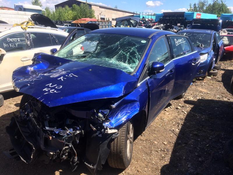 Naudotos automobiliu dallys Foto 3 Ford FOCUS 2015 1.5 Mechaninė Hečbekas 4/5 d. Melyna 2018-6-13 A3863