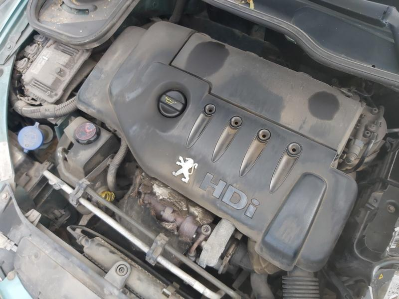 Naudotos automobiliu dallys Foto 2 Peugeot 206 2003 1.4 Mechaninė Universalas 4/5 d. Zalia 2020-7-27 A5464