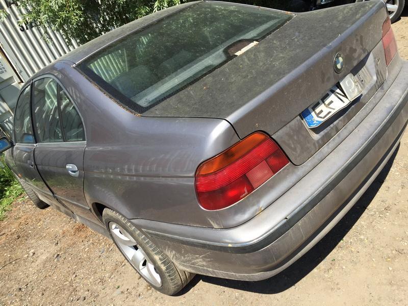 Naudotos automobilio dalys BMW 5-SERIES 1997 2.5 Mechaninė Sedanas 4/5 d. Pilka 2018-5-30