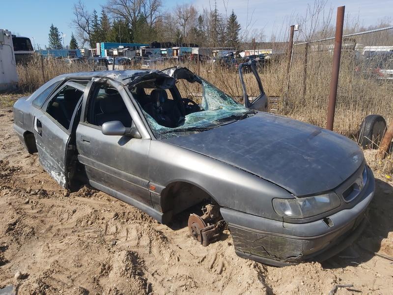 Naudotos automobilio dalys Renault SAFRANE 1998 2.5 Automatinė Hečbekas 4/5 d. Pilka 2020-4-21