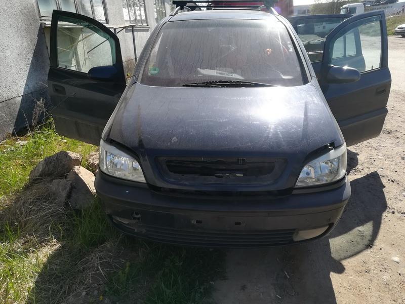 Opel ZAFIRA 2001 2.0 машиностроение