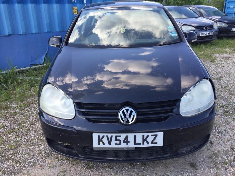 Volkswagen GOLF 2004 1.9 Mechaninė