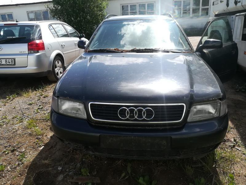Naudotos automobilio dalys Audi A4 1996 1.8 Mechaninė Universalas 4/5 d. Juoda 2019-6-28