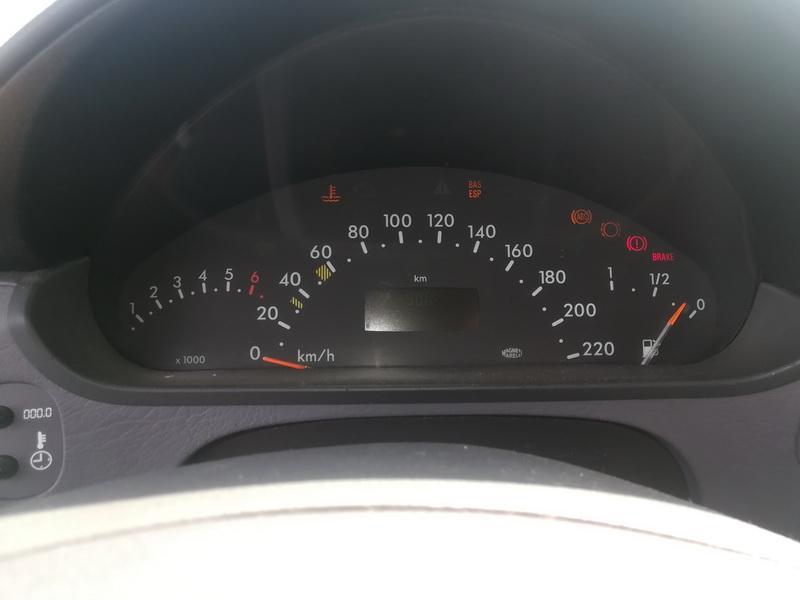 Naudotos automobiliu dallys Foto 9 Mercedes-Benz A-CLASS 2001 1.4 Mechaninė Hečbekas 4/5 d. Melyna 2019-5-20 A4501