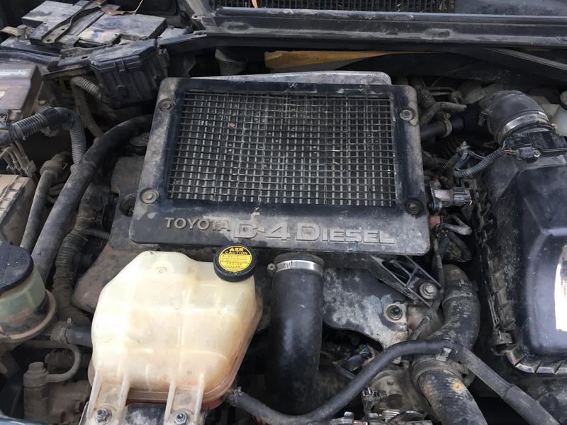 Naudotos automobiliu dallys Foto 2 Toyota RAV-4 2002 2.0 Mechaninė Visureigis 4/5 d. Zalia 2018-10-29 A4149