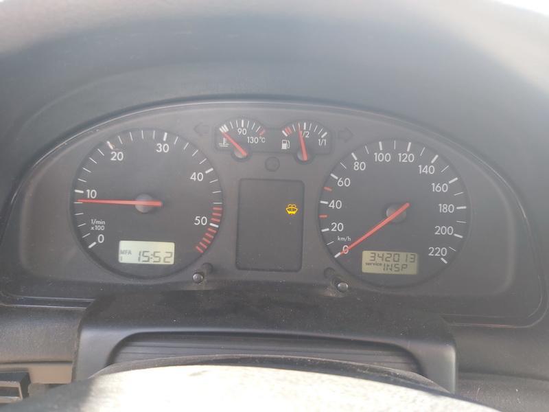 Naudotos automobiliu dallys Foto 6 Volkswagen PASSAT 1999 1.9 Mechaninė Sedanas 4/5 d. Melyna 2020-7-29 A5477