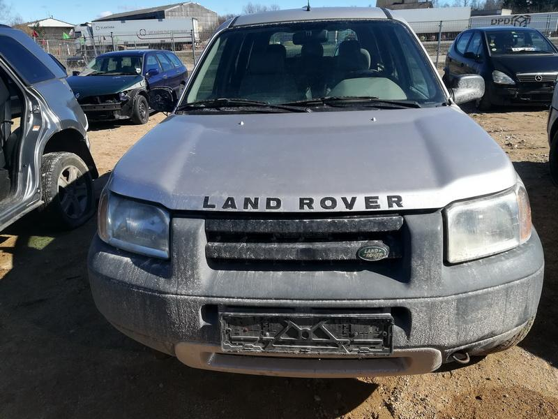Naudotos automobilio dalys Land Rover FREELANDER 1999 2.0 Mechaninė Visureigis 4/5 d. Pilka 2019-4-01