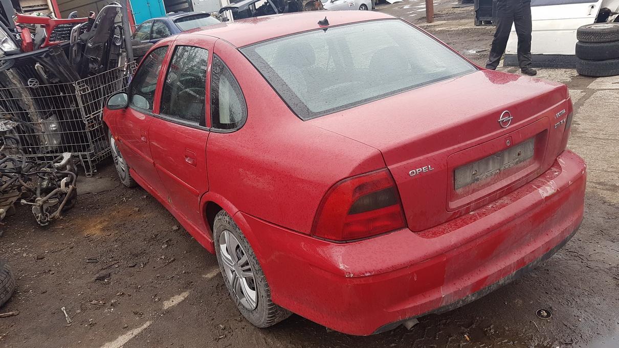 Naudotos automobilio dalys Opel VECTRA 1999 2.0 Mechaninė Sedanas 4/5 d. Raudona 2017-4-25