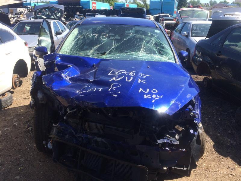 Ford FOCUS 2015 1.5 Mechaninė