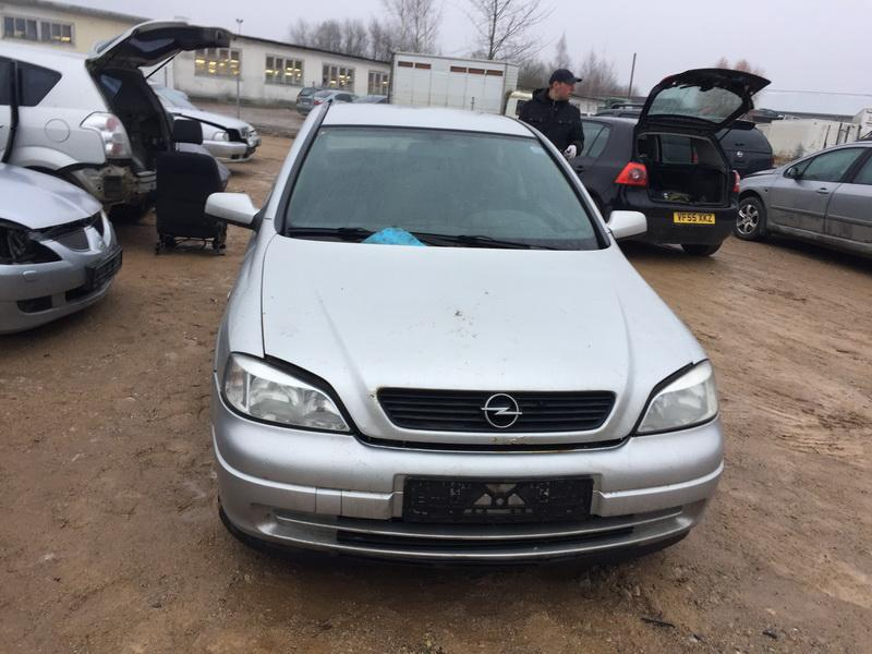 Opel ASTRA 1999 2.0 Mechanical