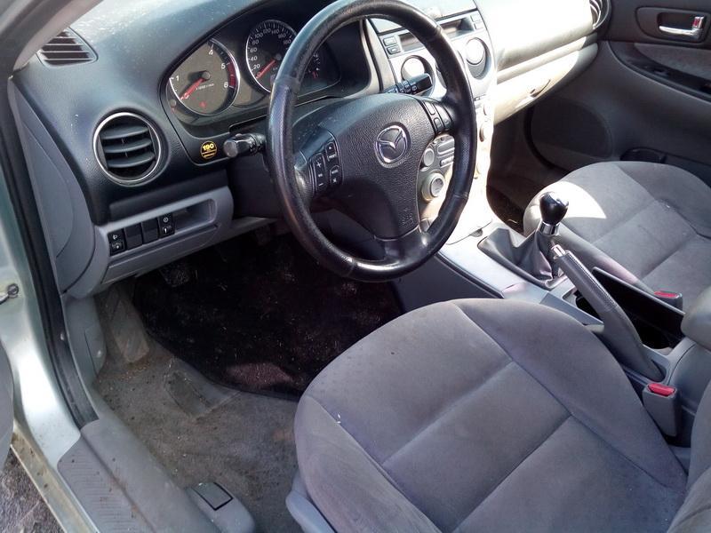 Naudotos automobiliu dallys Foto 5 Mazda 6 2003 2.0 Mechaninė Universalas 4/5 d. Zydra 2018-4-04 A3683