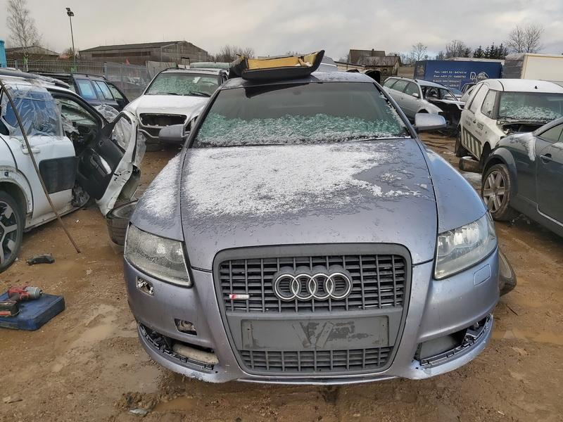 Audi A6 2007 2.0 Mechanical