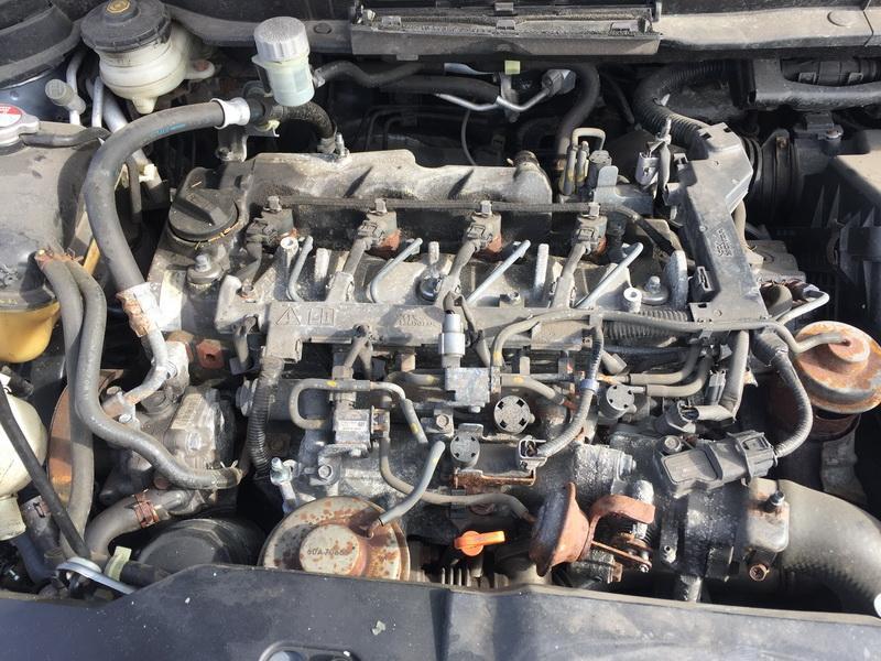 Naudotos automobiliu dallys Foto 2 Honda CR-V 2007 2.2 Mechaninė Visureigis 4/5 d. Melyna 2019-3-13 A4364
