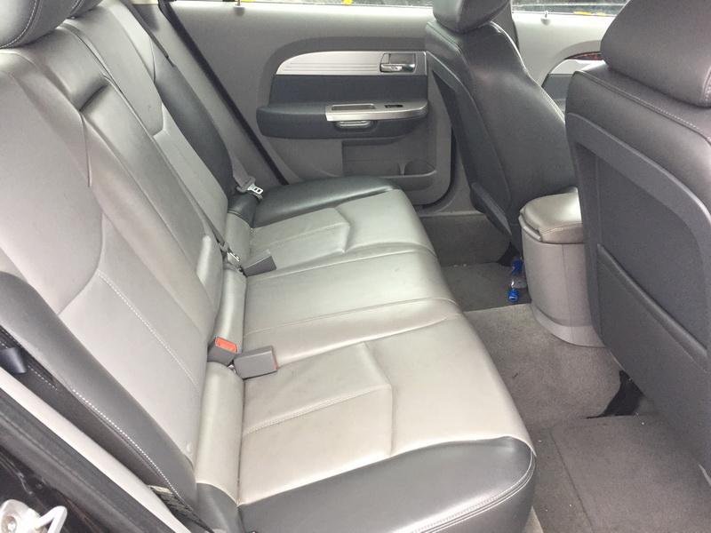Naudotos automobilio dalys Chrysler SEBRING 2009 2.0 Mechaninė Sedanas 4/5 d. Juoda 2018-10-30