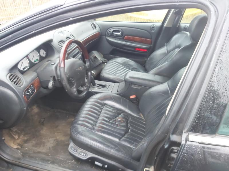 Подержанные Автозапчасти Foto 5 Chrysler 300M 2004 2.7 автоматическая седан 4/5 d. черный 2020-11-18 A5833