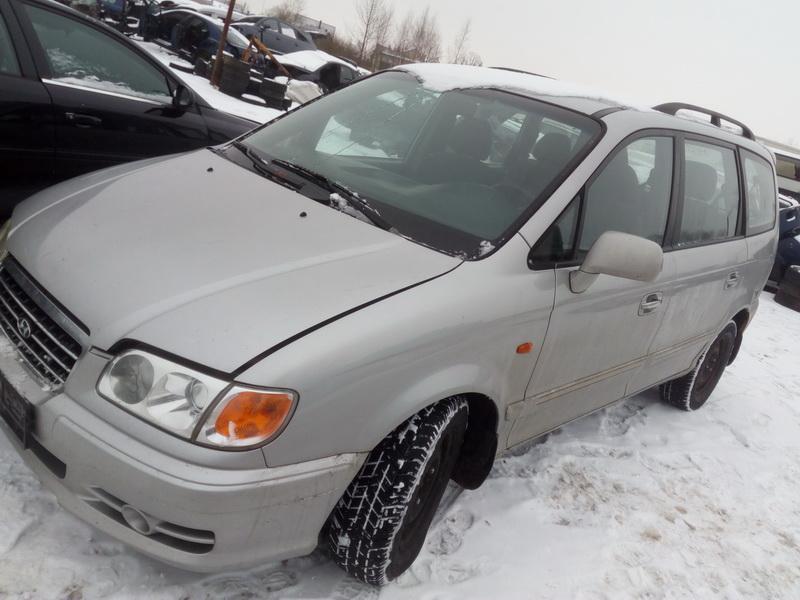 Hyundai TRAJET 2002 2.0 Mechaninė