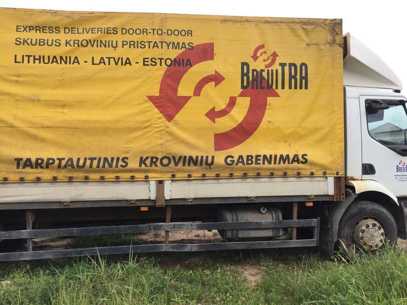 Naudotos automobiliu dallys Foto 9 Truck - Renault MIDLUM 2003 6.2 Mechaninė Kita 2/3 d. Balta 2018-9-18 A4086