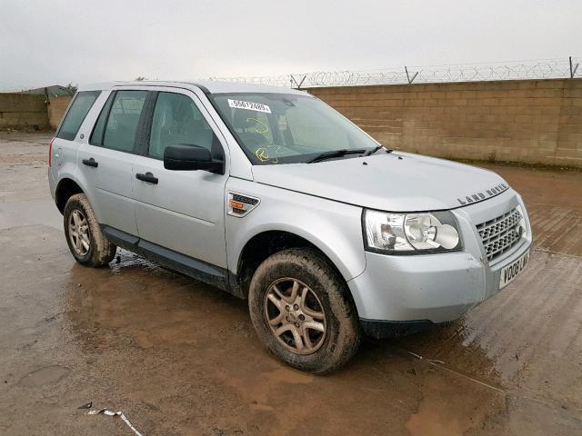 Naudotos automobilio dalys Land-Rover FREELANDER 2008 2.2 Mechaninė Visureigis 4/5 d. Sidabrine 2019-11-16