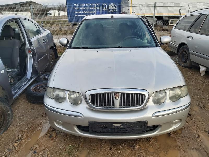 Naudotos automobilio dalys Rover 45 2000 2.0 Mechaninė Sedanas 4/5 d. Sidabrine 2020-2-12