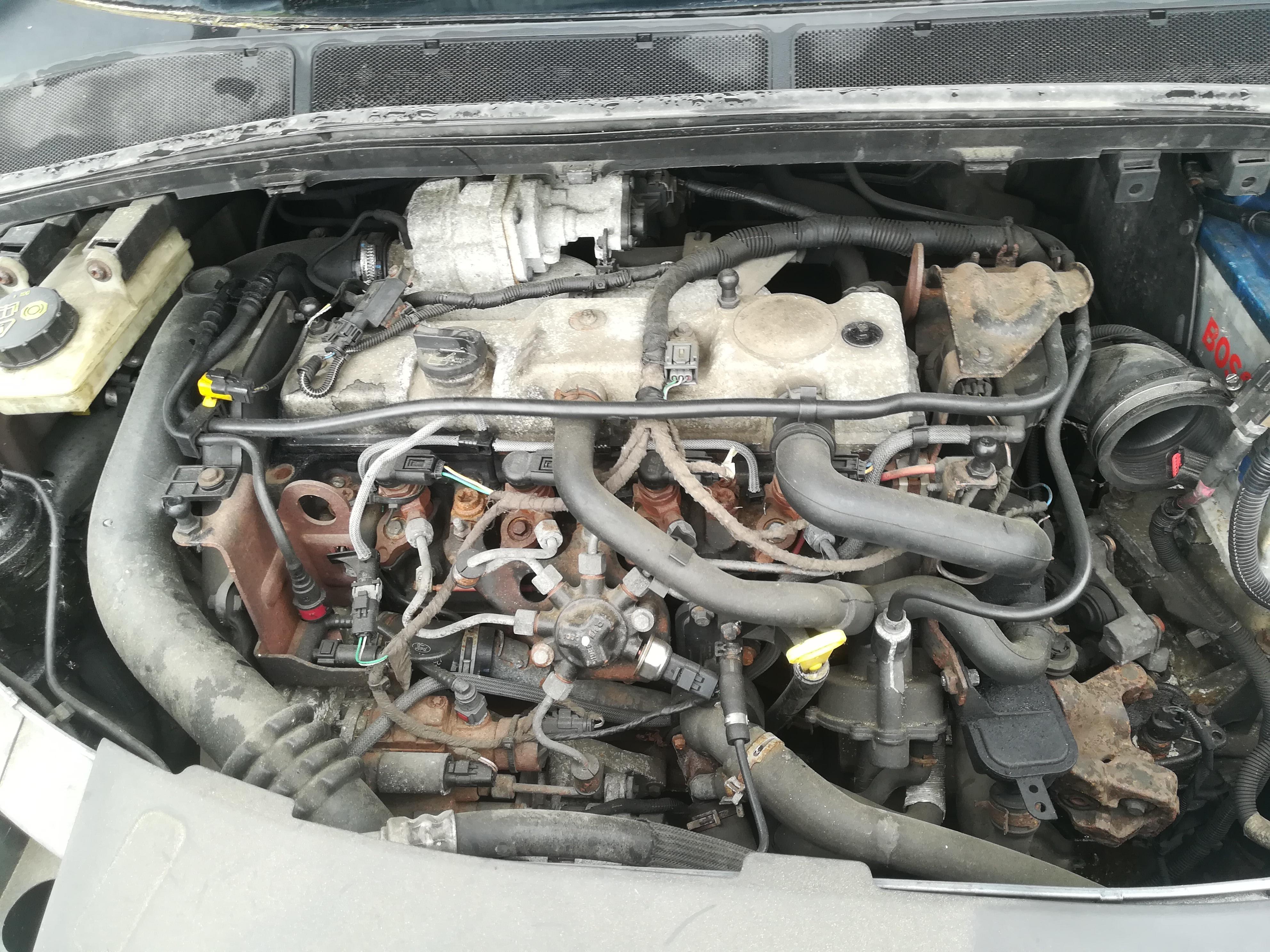 Naudotos automobiliu dallys Foto 2 Ford S-MAX 2007 1.8 Mechaninė Vienatūris 4/5 d. Melyna 2019-5-29 A4528