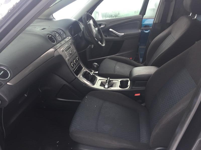 Naudotos automobilio dalys Ford S-MAX 2007 2.0 Mechaninė Vienatūris 4/5 d. Juoda 2019-1-31