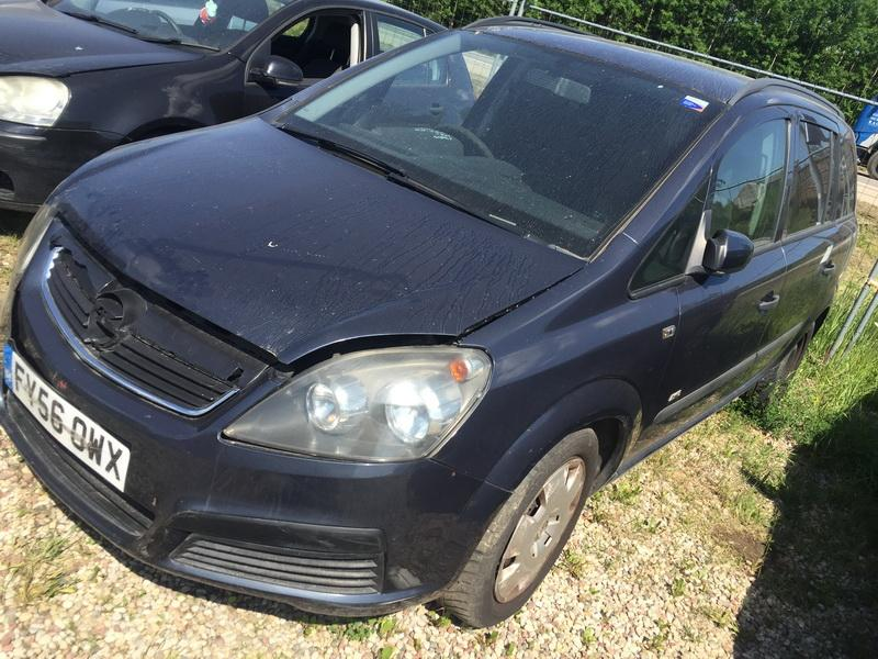 Opel ZAFIRA 2006 1.6 машиностроение