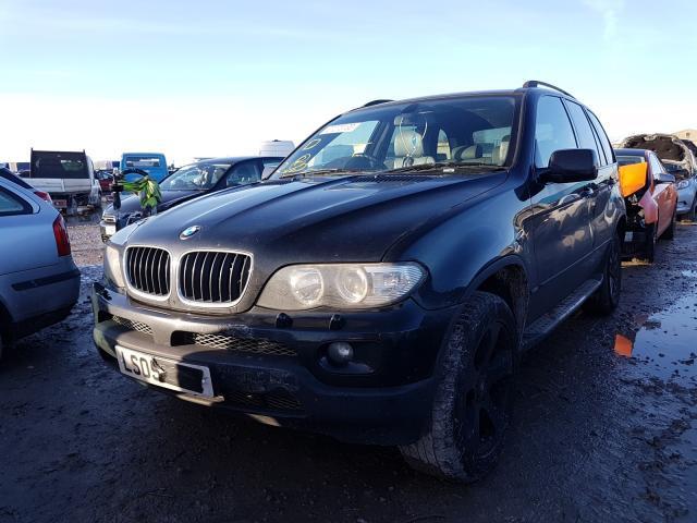 Naudotos automobiliu dallys Foto 2 BMW X5 2005 3.0 Automatinė Visureigis 4/5 d. Juoda 2020-2-01 A5046