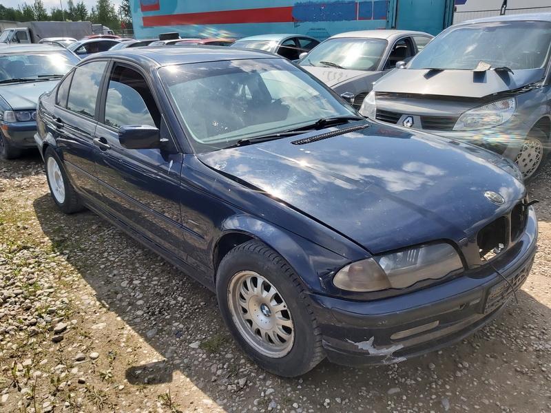 Naudotos automobilio dalys BMW 3-SERIES 1998 1.9 Mechaninė Sedanas 4/5 d. Melyna 2020-6-04