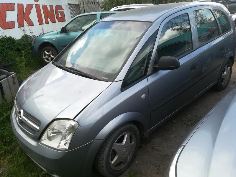 Naudotos automobiliu dallys Foto 5 Opel MERIVA 2004 1.6 Mechaninė Hečbekas 4/5 d. Sviesiai pilka 2019-6-06 A4548