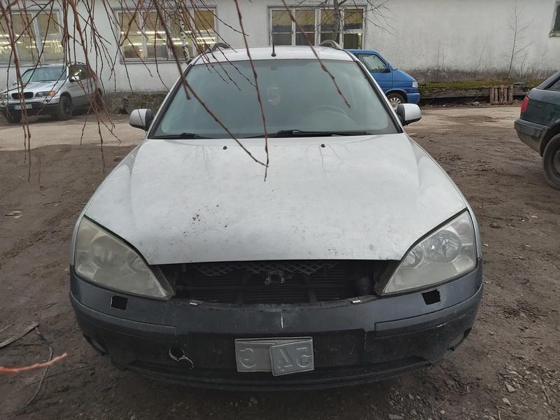 Naudotos automobilio dalys Ford MONDEO 2002 2.0 Mechaninė Universalas 4/5 d. Pilka 2020-1-18