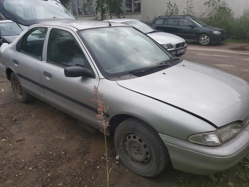 Naudotos automobilio dalys Ford MONDEO 1994 1.8 Mechaninė Hečbekas 4/5 d. Pilka 2020-7-18