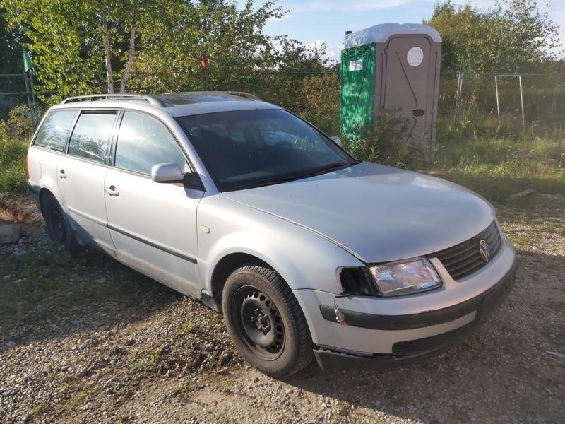 Naudotos automobilio dalys Volkswagen PASSAT 1999 1.9 Mechaninė Universalas 4/5 d. Pilka 2020-9-03
