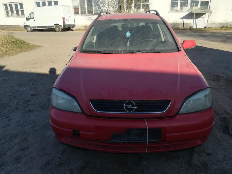 Naudotos automobilio dalys Opel ASTRA 1998 2.0 Mechaninė Universalas 4/5 d. Raudona 2019-4-18