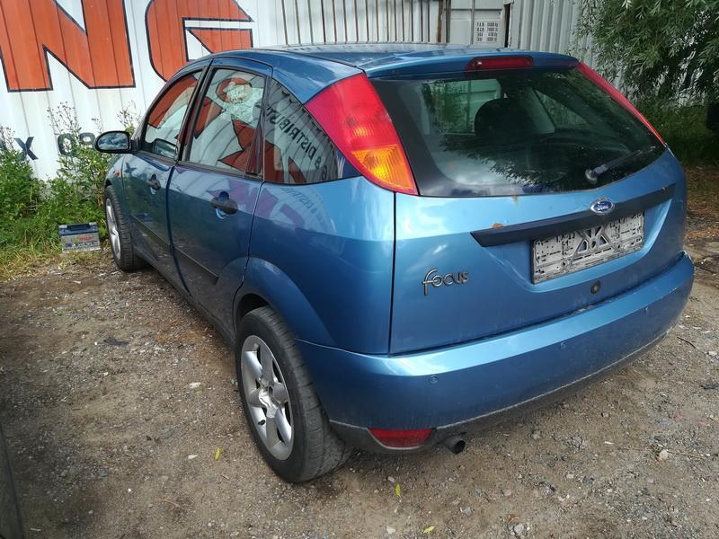 Naudotos automobiliu dallys Foto 5 Ford FOCUS 2000 1.4 Mechaninė Hečbekas 4/5 d. Melyna 2019-6-27 A4583