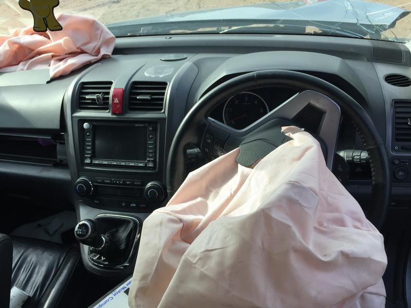 Naudotos automobiliu dallys Foto 7 Honda CR-V 2007 2.2 Mechaninė Visureigis 4/5 d. Melyna 2019-3-13 A4364