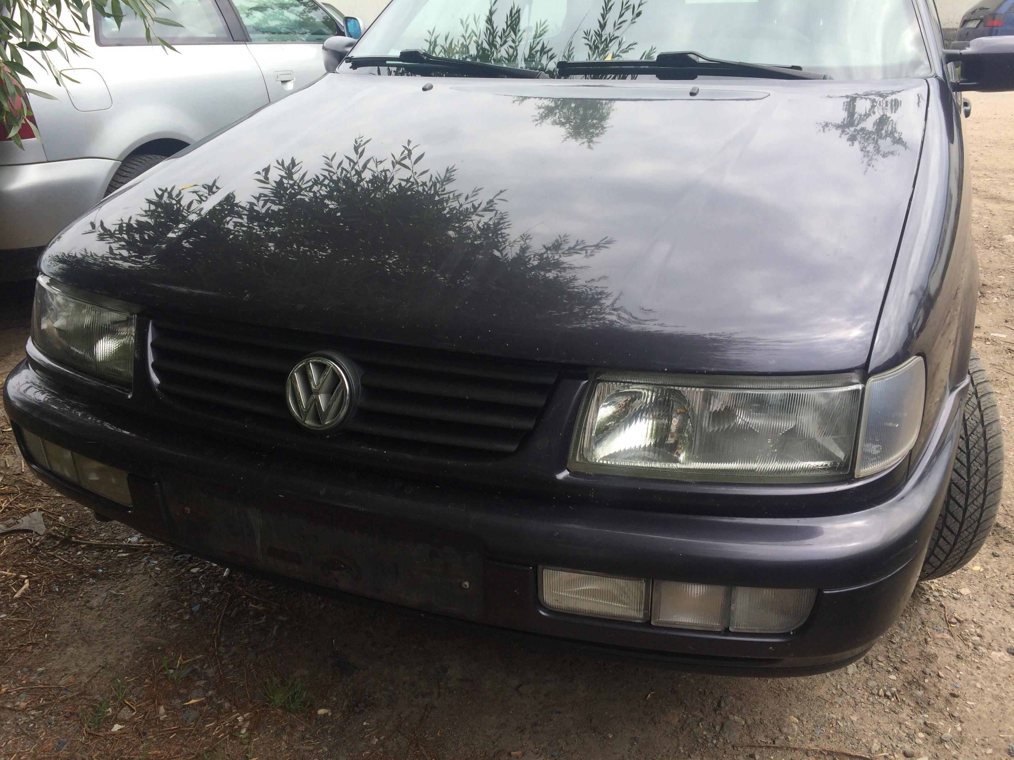 Naudotos automobiliu dallys Foto 1 Volkswagen PASSAT 1994 1.8 Mechaninė Universalas 4/5 d. Violetine 2018-7-10 A3921