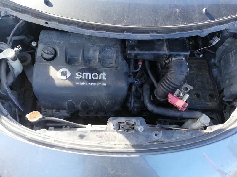 Naudotos automobiliu dallys Foto 4 Smart FORFOUR 2004 1.5 Mechaninė Hečbekas 4/5 d. Pilka 2019-10-18 A4844
