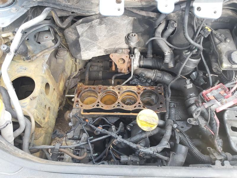 Naudotos automobiliu dallys Foto 2 Renault SCENIC 2004 1.9 Mechaninė Vienatūris 4/5 d. Pilka 2020-3-19 A5142