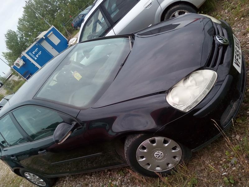 Volkswagen GOLF 2005 1.9 Mechaninė