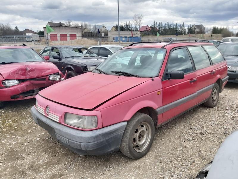 Naudotos automobiliu dallys Foto 4 Volkswagen PASSAT 1992 1.9 Mechaninė Universalas 4/5 d. Raudona 2020-4-10 A5207