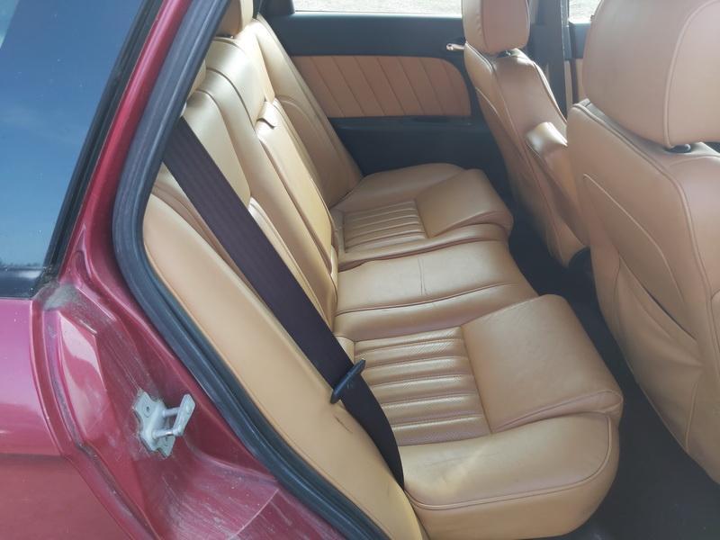 Naudotos automobiliu dallys Foto 7 Alfa-Romeo 156 2001 1.9 Mechaninė Universalas 4/5 d. Raudona 2020-9-30 A5697