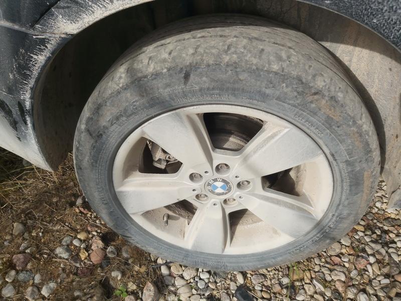 Naudotos automobiliu dallys Foto 11 BMW X3 2006 2.0 Mechaninė Visureigis 4/5 d. Juoda 2020-10-01 A5705