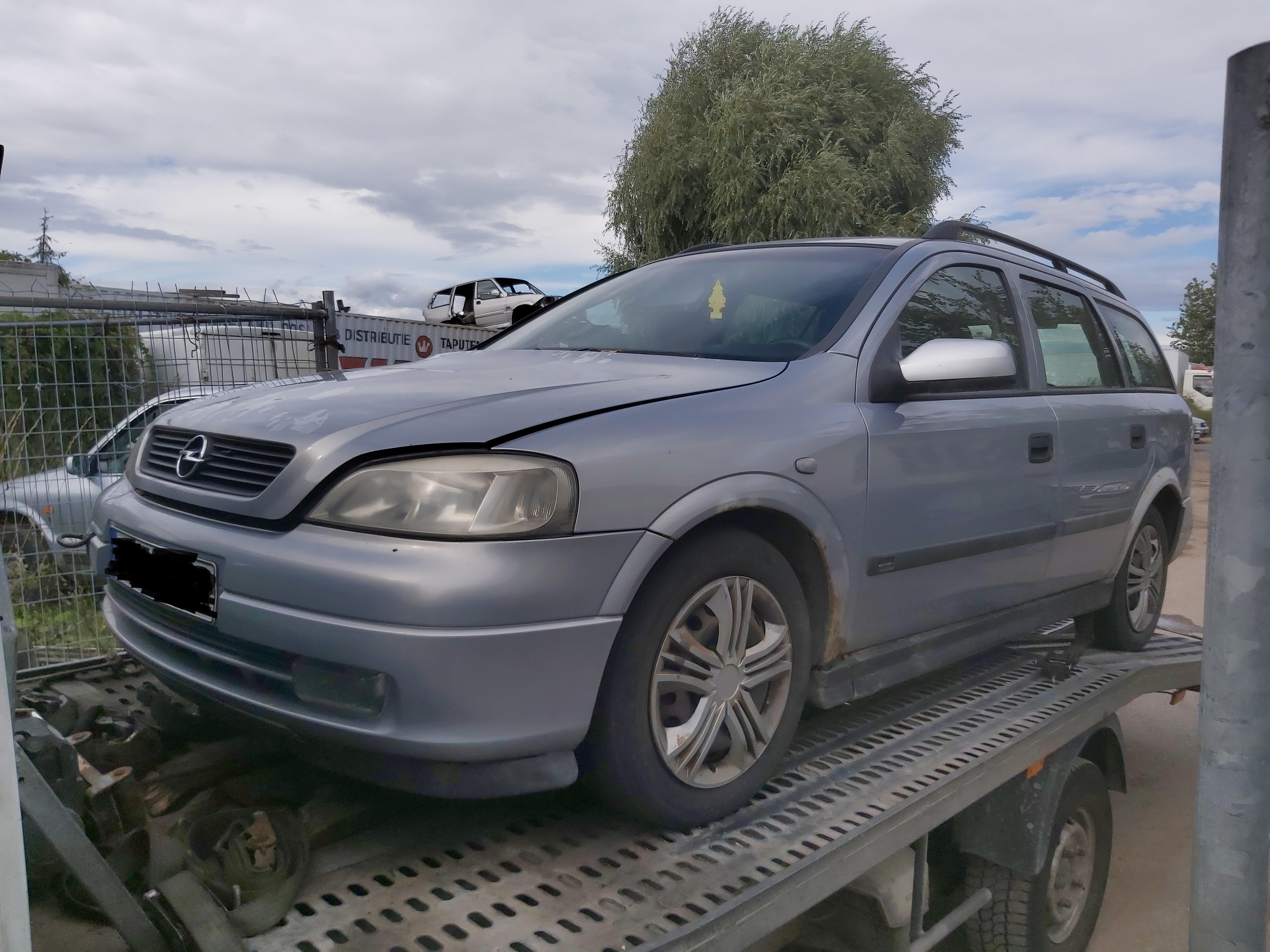 Used Car Parts Foto 8 Opel ASTRA 2000 2.0 Mechanical Universal 4/5 d. Grey 2020-7-30 A5479