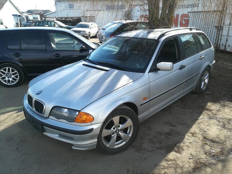 Naudotos automobiliu dallys Foto 4 BMW 3-SERIES 2000 2.0 Mechaninė Universalas 4/5 d. Pilka 2019-4-19 A4438