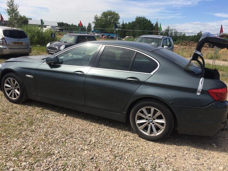 Naudotos automobiliu dallys Foto 7 BMW 5-SERIES 2011 2.0 Mechaninė Sedanas 4/5 d. Zalia 2018-6-15 A3877