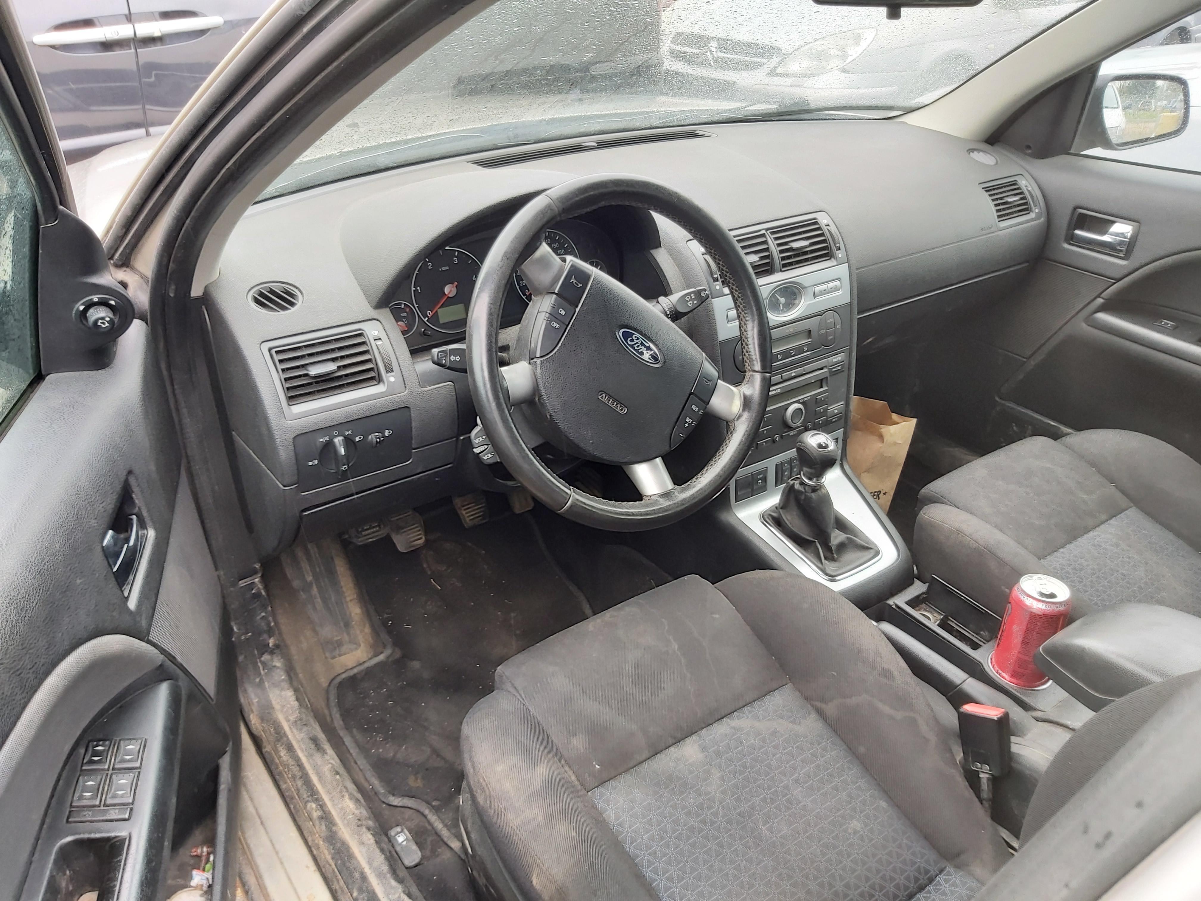Naudotos automobiliu dallys Foto 5 Ford MONDEO 2005 2.0 Mechaninė Universalas 4/5 d. Smelio 2020-5-05 A5257